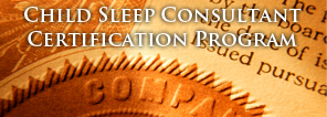Child Sleep Consultant Certification 16 Week Program